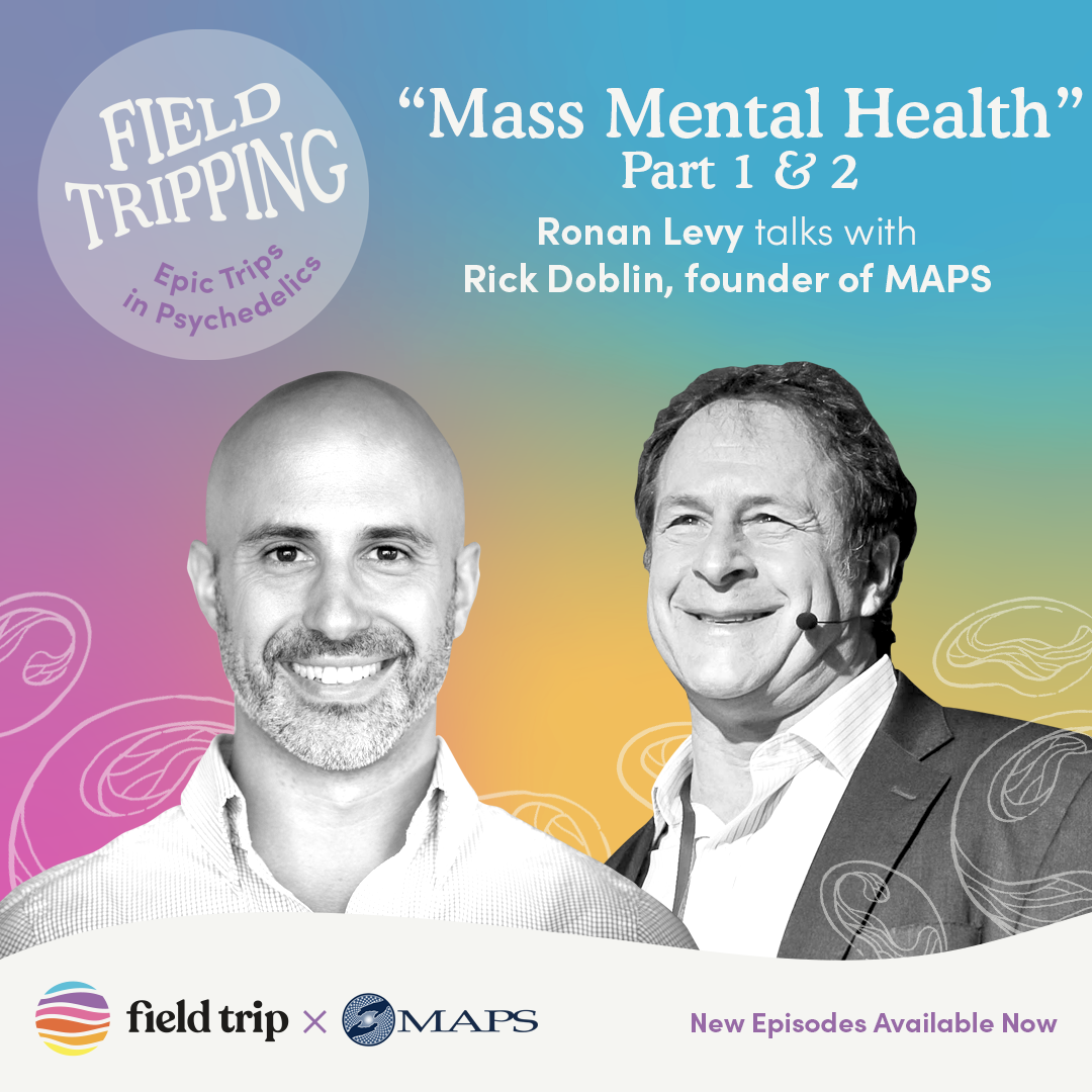 #14 Mass Mental Health | Rick Doblin Pt. 2
