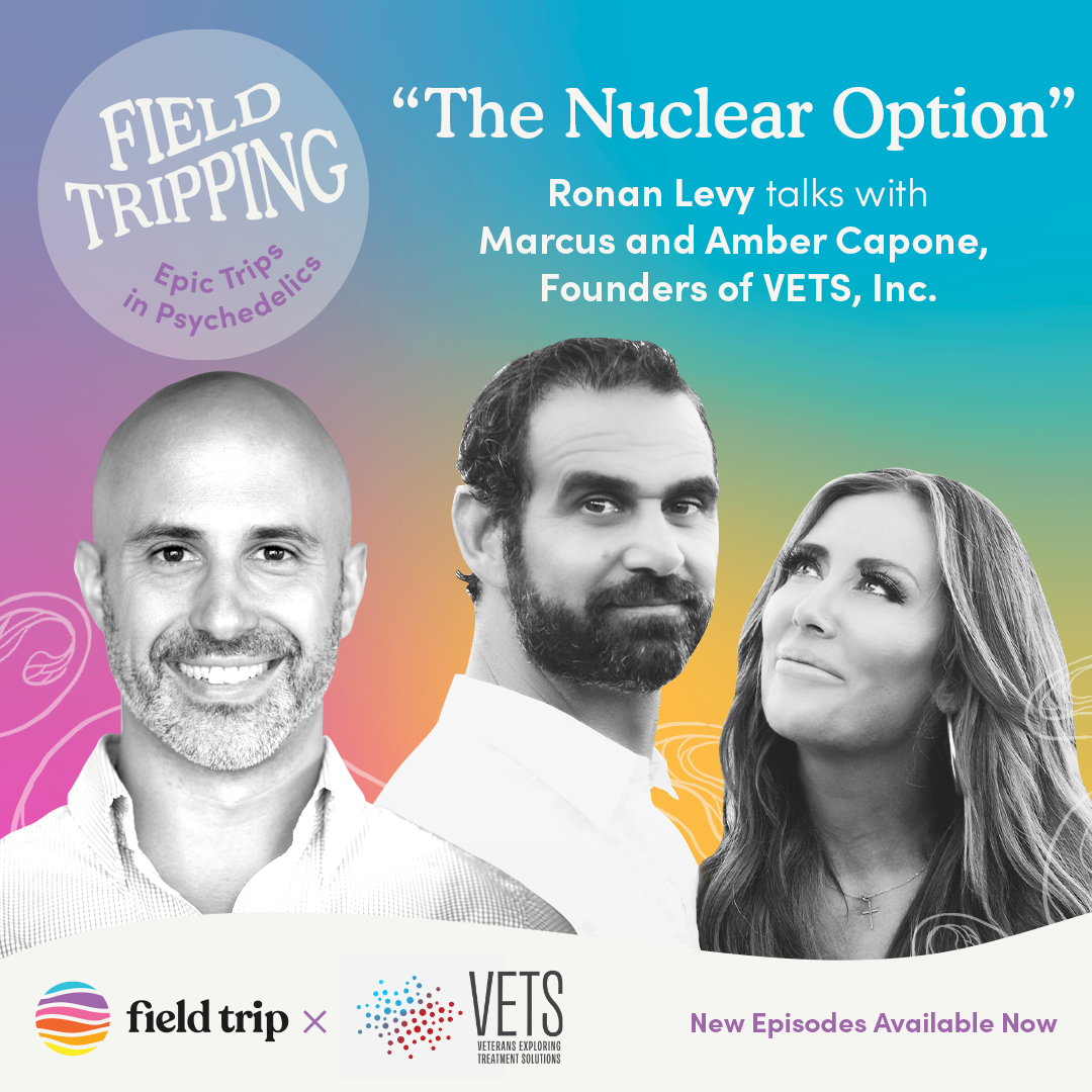 #15 The Nuclear Option | Marcus & Amber Capone