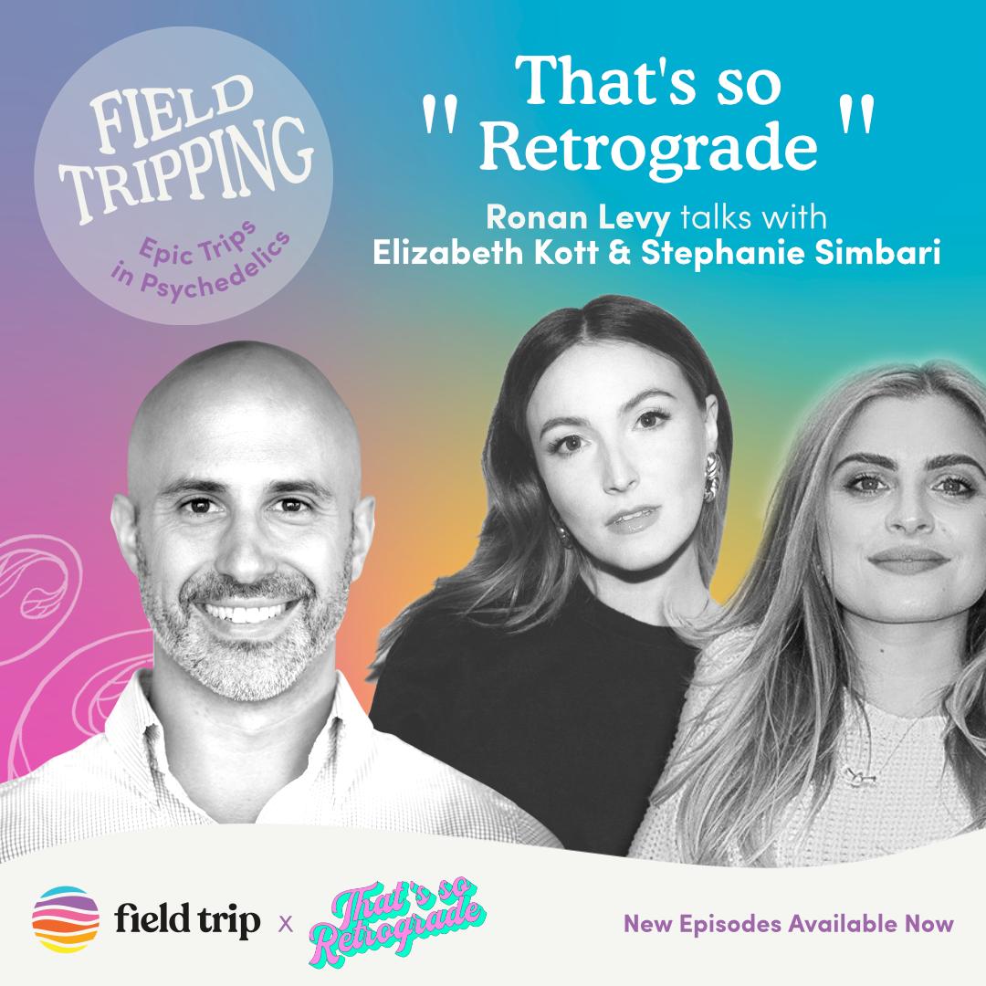 #21 That's So Retrograde | Elizabeth Kott & Stephanie Simbari