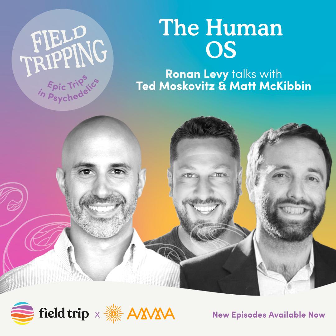 #22 The Human OS   Ted Moskovitz & Matt McKibbin