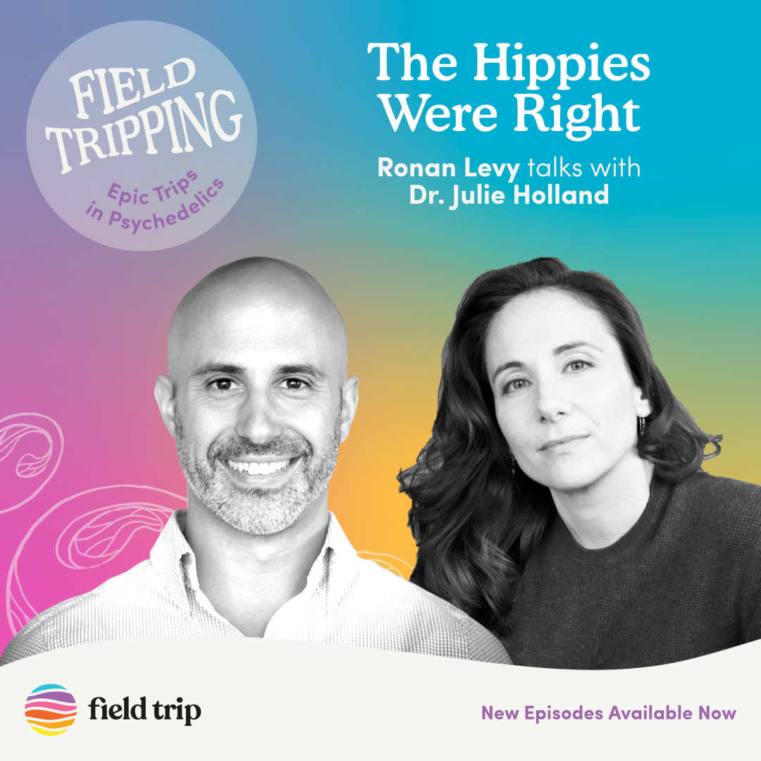 #23 The Hippies Were Right | Dr. Julie Holland
