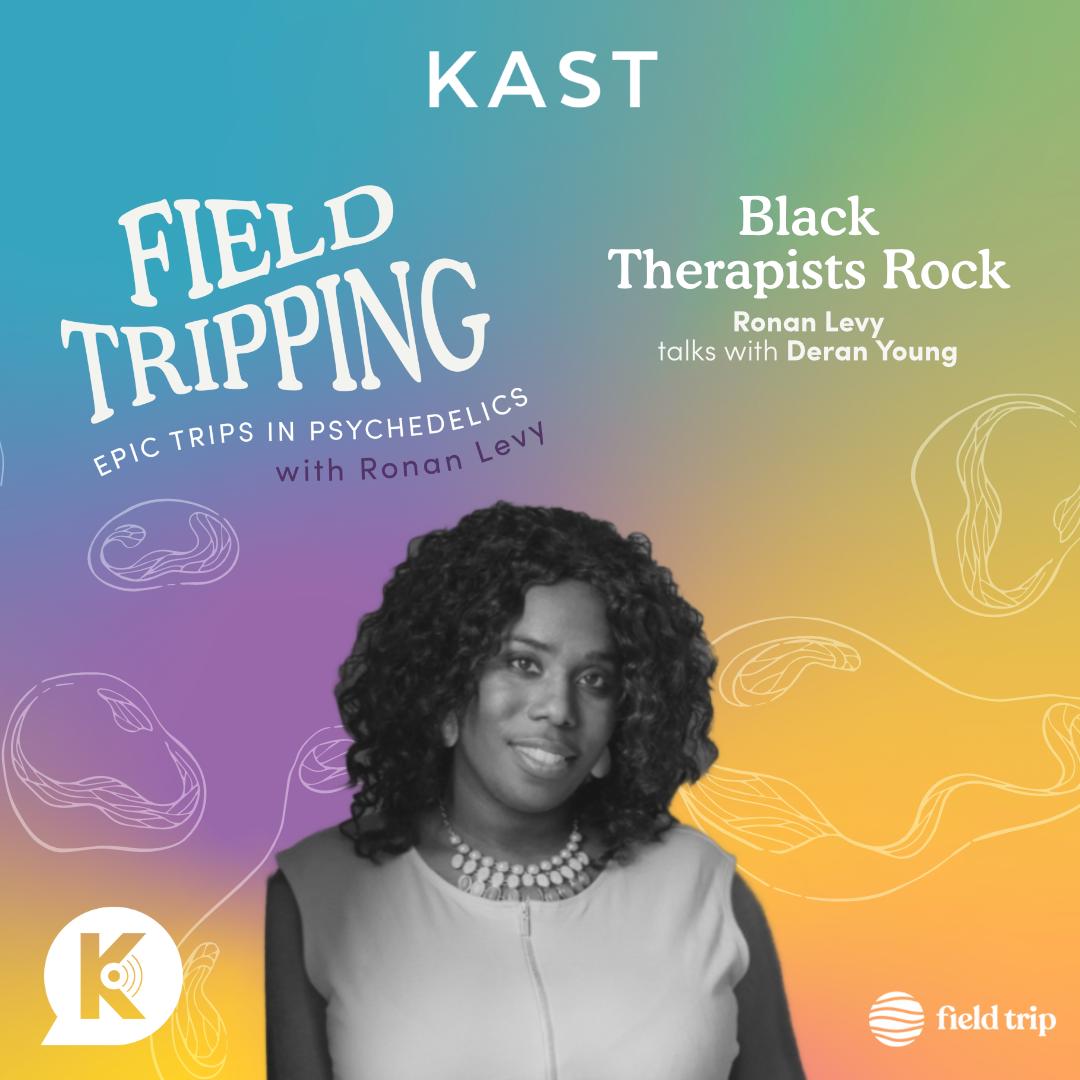 #26 Black Therapists Rock | Deran Young