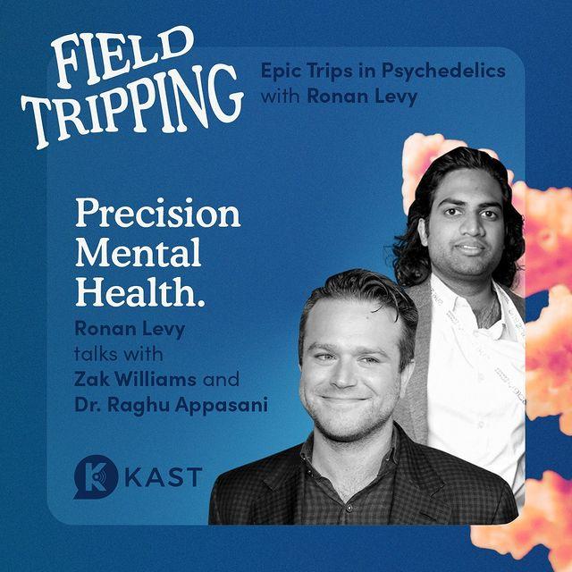 #36 Precision Mental Health | Zak Williams & Dr. Raghu Appasani
