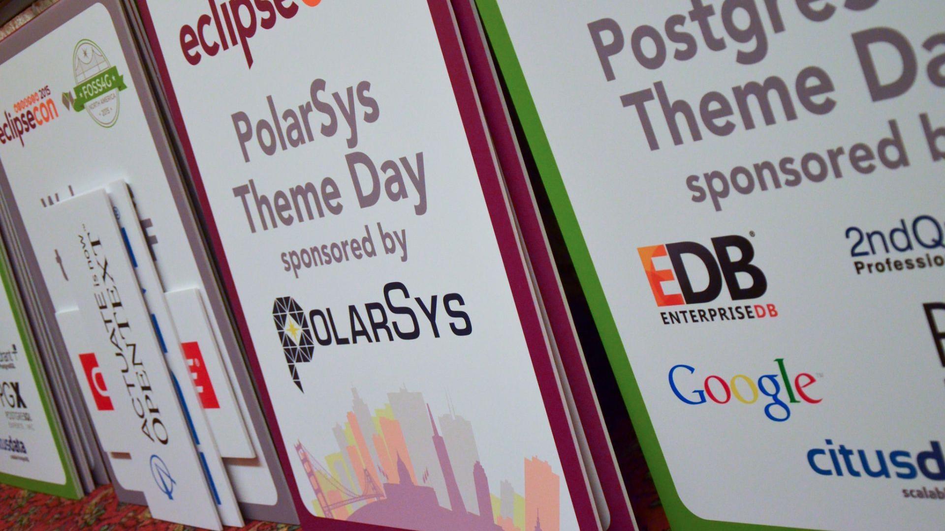 Participation at EclipseCon North America 2015