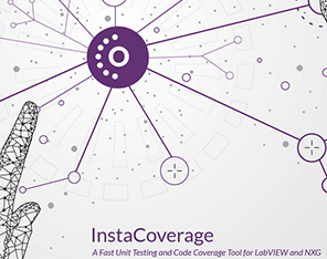 Read a new study on comparing unit testing tools for LabVIEW and learn more about InstaCoverage!