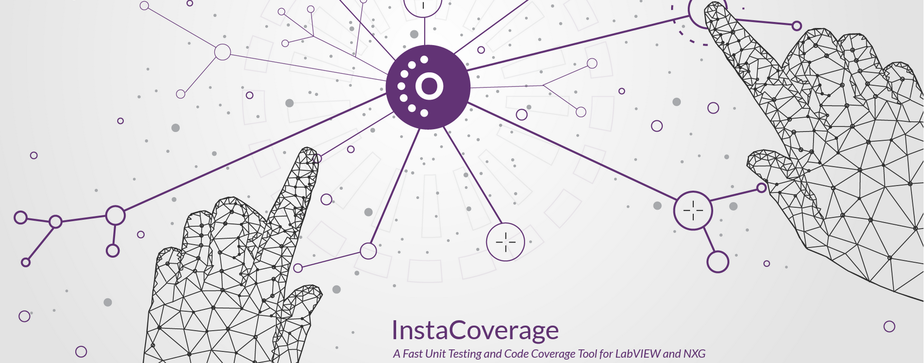 InstaCoverage supported by NRDI