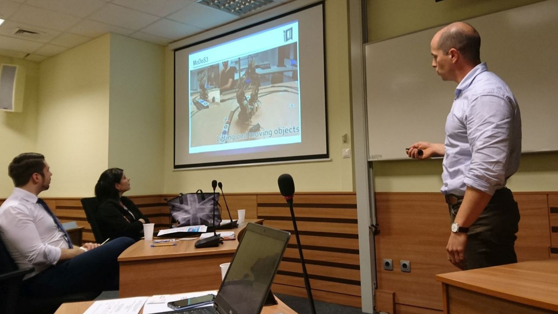 IncQuery Labs joined the European Maker Week