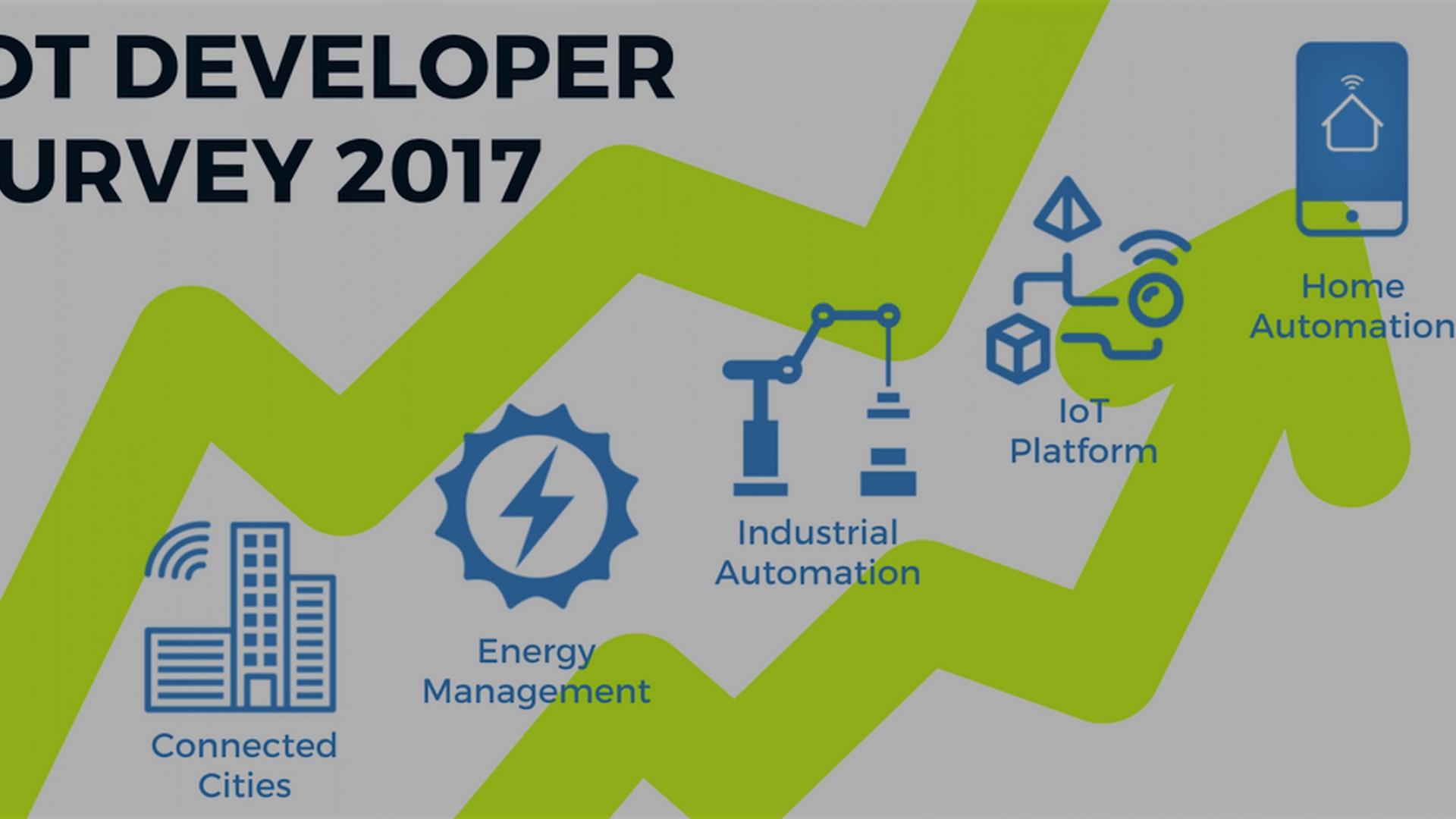 IoT Developer Survey results