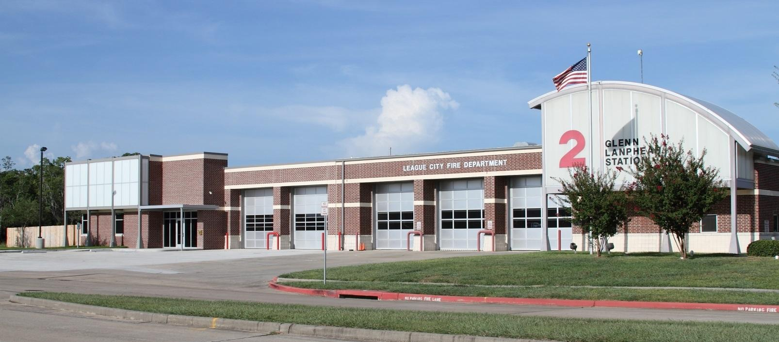 League City - Fire Station No. 2 Additions