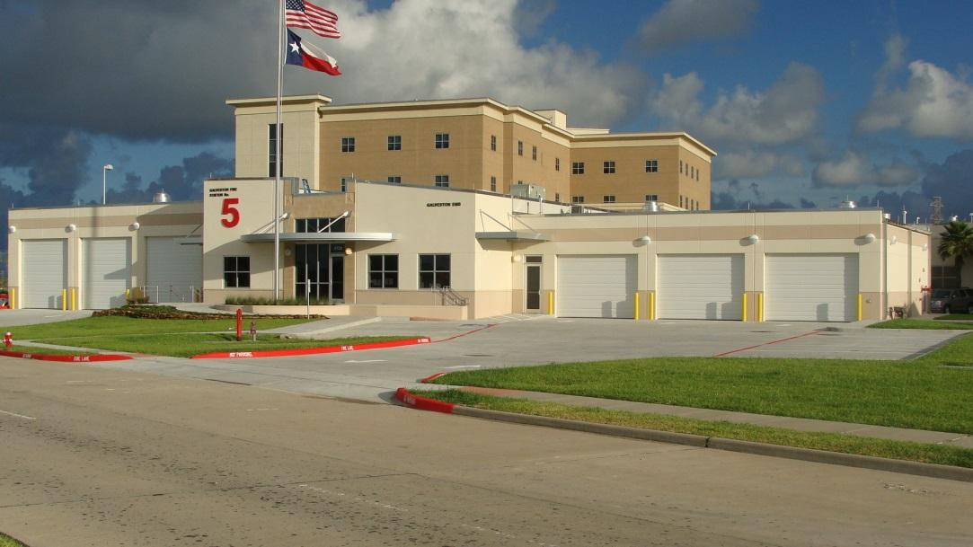Galveston County - Fire Station No. 5