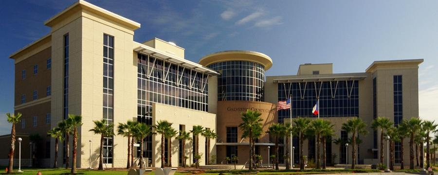 Galveston County - Justice Center