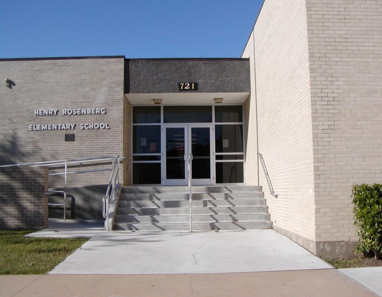 GISD – San Jacinto and Rosenberg Elementary Schools