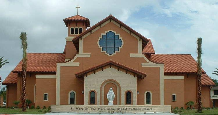 St. Mary's of the Miraculous Medal Catholic Church