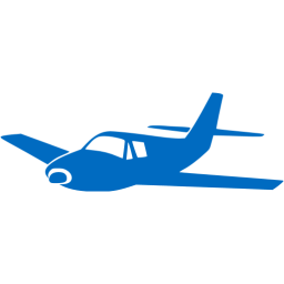 Graphic of small low wing plane