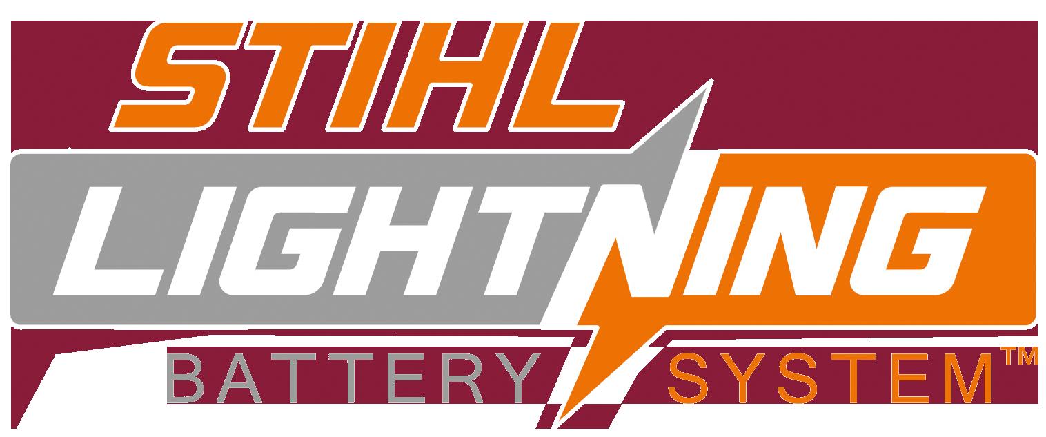 Stihl Lightning Logo