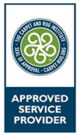 We are an approved service provider of The Carpet and Rug Institute