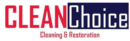 Clean Choice Cleaning & Restoration Logo
