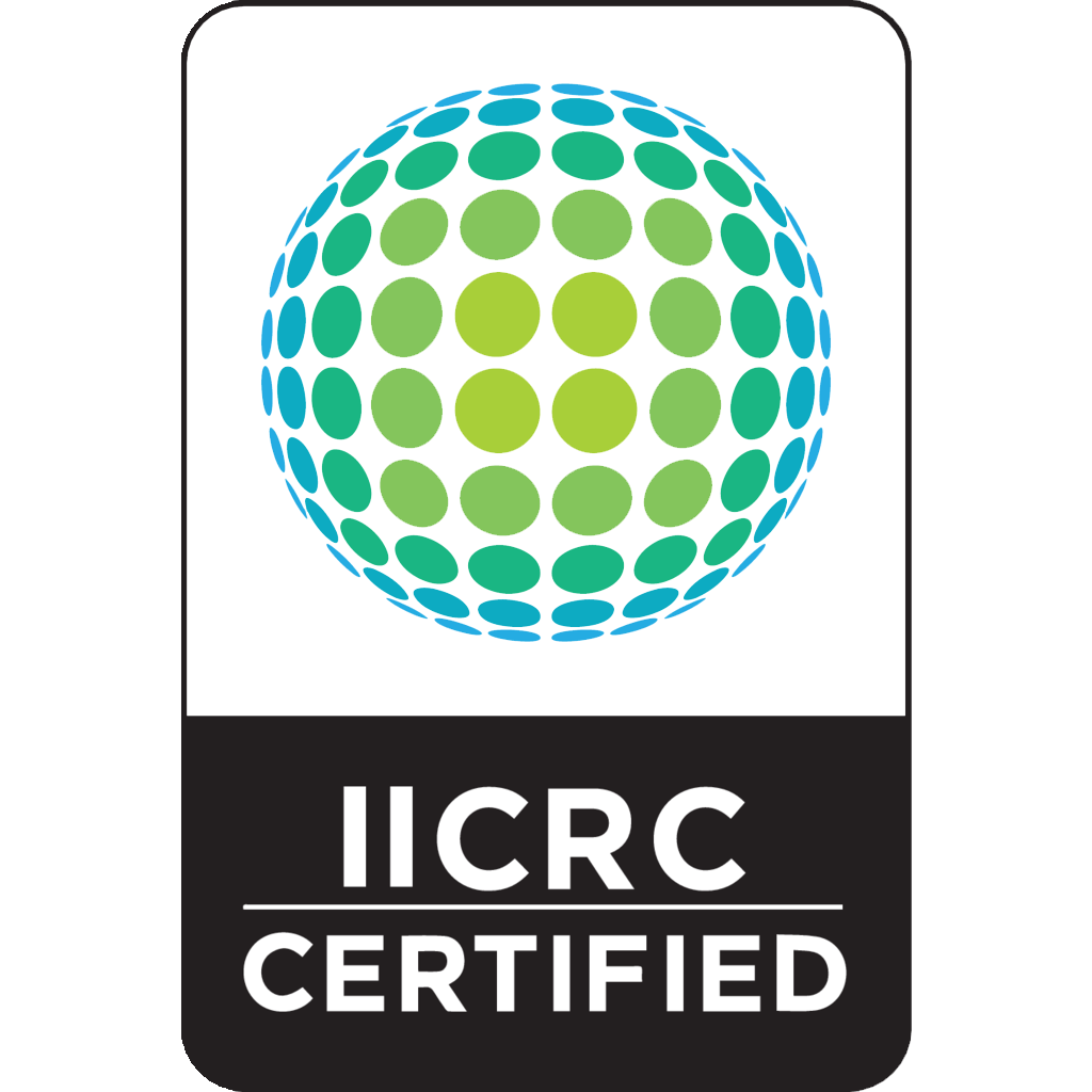 Clean Choice Cleaning & Restoration are IICRC Certified