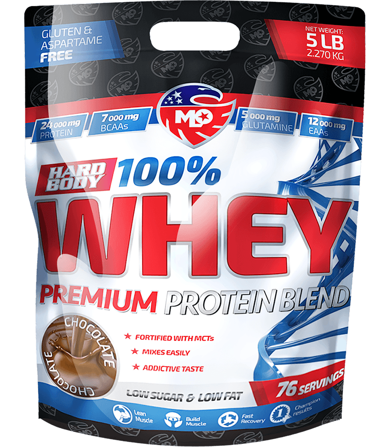 MLO 100% Whey Protein Blend