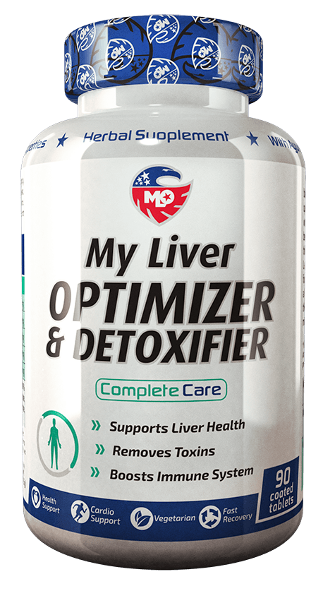 MLO My Liver Optimizer & Detoxifier