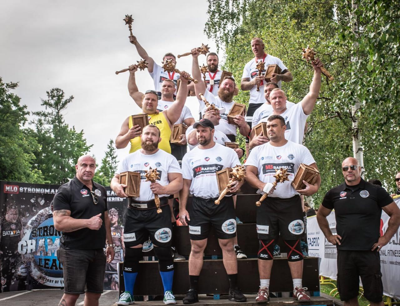 Aivars Smaukstelis adds MLO SCL RUSSIA 2019 to his gold trophy collection