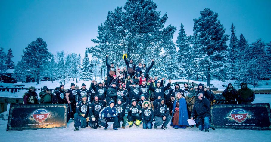 Second time in a row - Krzysztof Radzikowski is the World`s Strongest Viking 2019