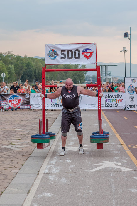 With three new world records Stoyan Todorchev is the winner of 2016 MLO SCL Bulgaria