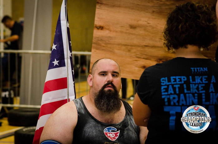 USA domination in 2016 MLO SCL England - Eric Dawson scored another brilliant victory in his career