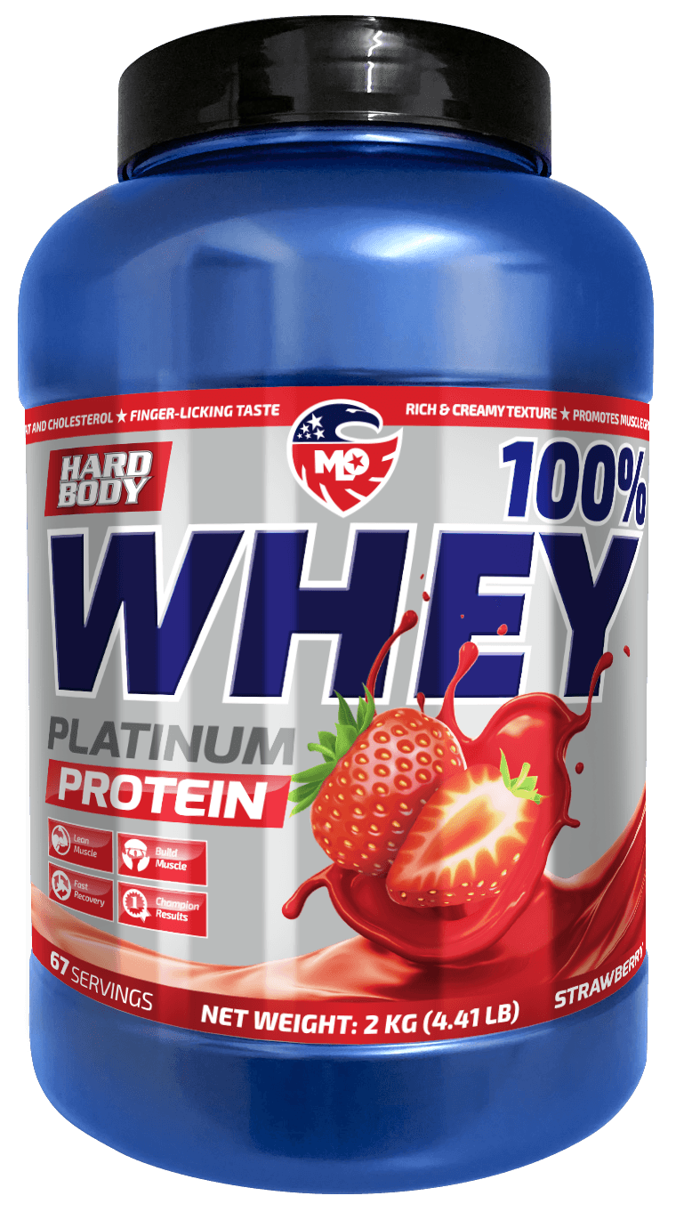 MLO 100% Whey Platinum Protein