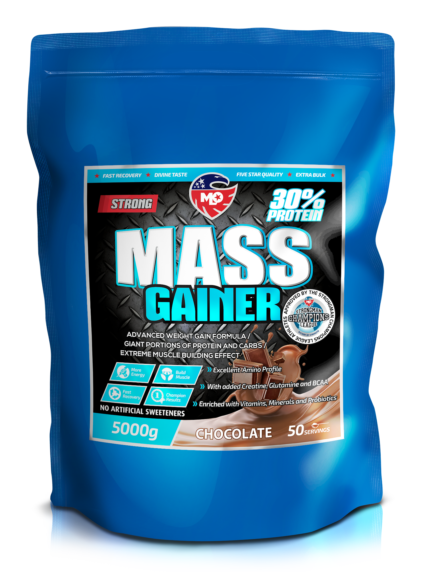 MLO MASS Gainer
