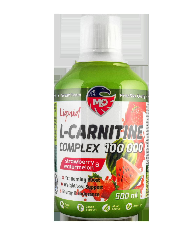 MLO Liquid L-Carnitine Complex 100 000