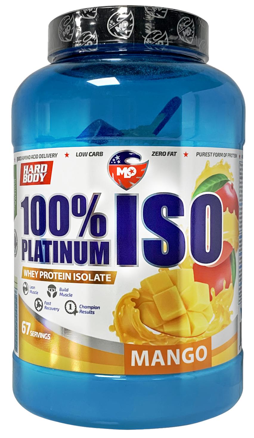 MLO 100% Iso Platinum Protein