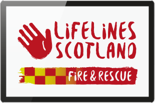 Lifelines fire screen