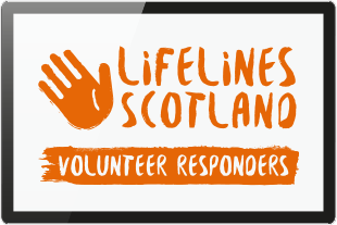 Lifelines volunteer screen
