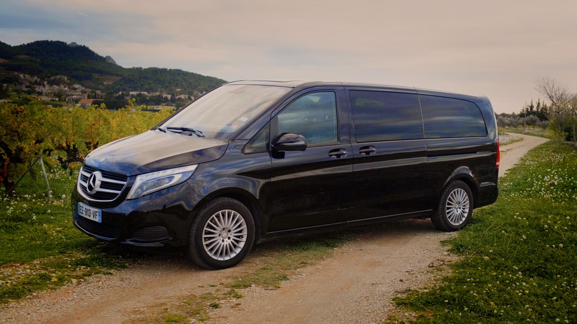 AM Transfert - Chauffeur Privé en Provence