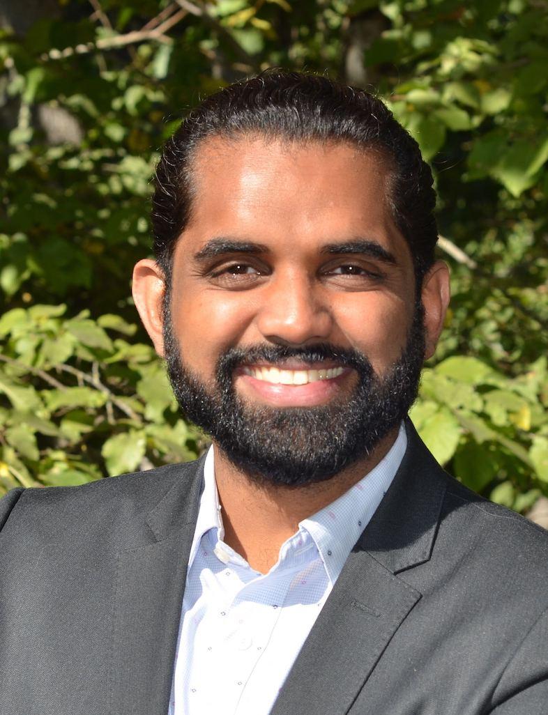 Dilip Ramachandran