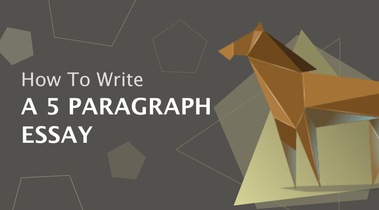 如何写一篇5段式的文章