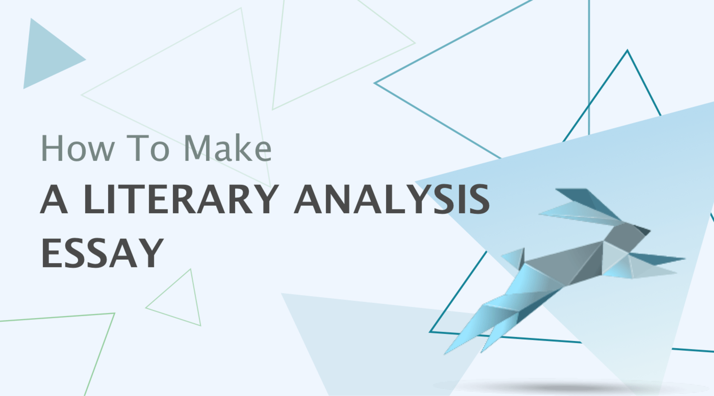 如何写一篇文学分析文章:目的、大纲、例子
