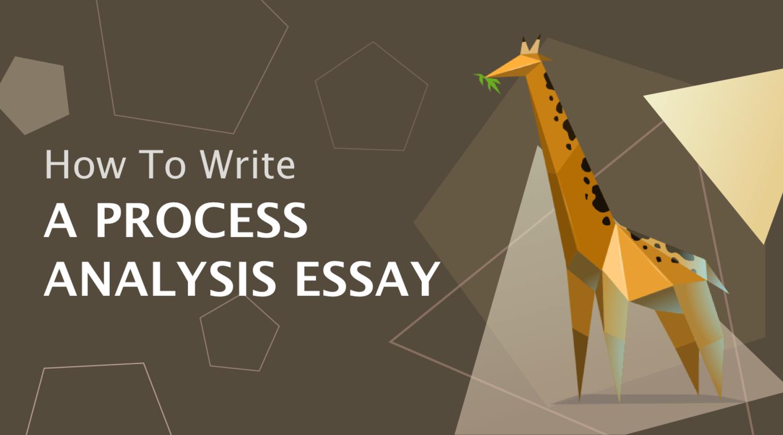 如何撰写过程分析论文:提纲、主题、例子