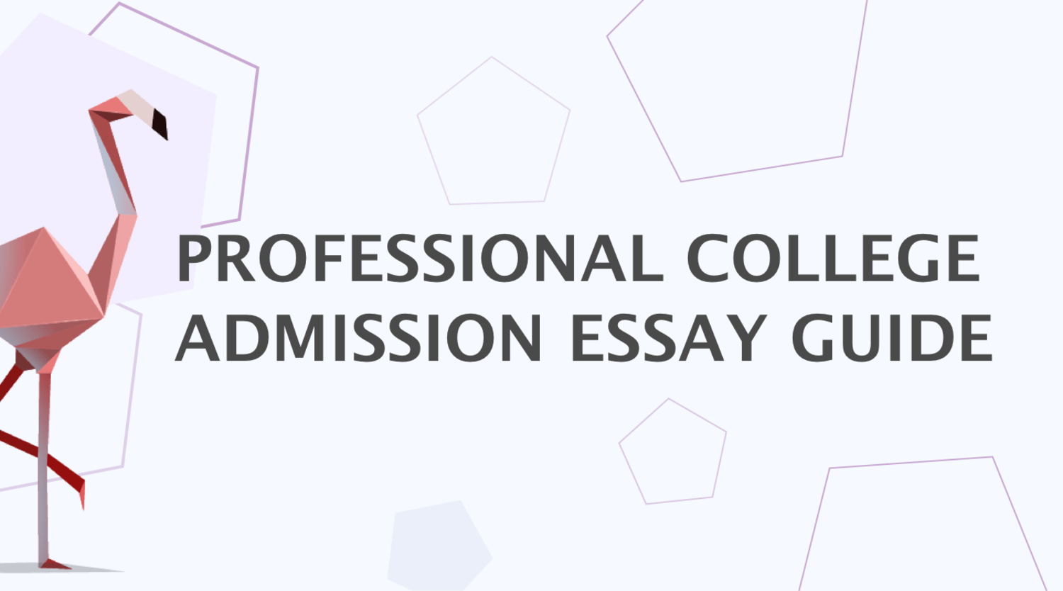 College Admission Essay: How to Get in Any College