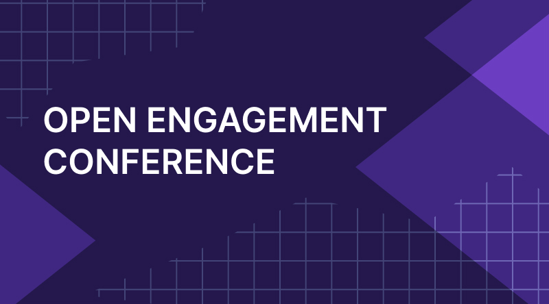 Open Engagement
