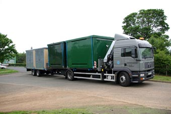 New Truck Delivery by Avatar Vehicles