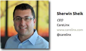 CareLinx CEO Sherwin Sheik and info