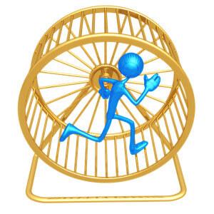 bigstock-Hamster-Wheel-Runner-2984542