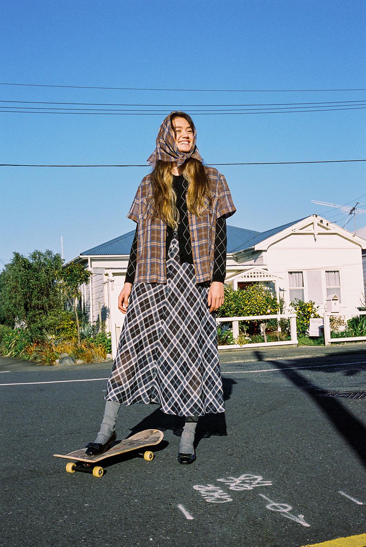 Gemma Orsman wears Kate Sylvester