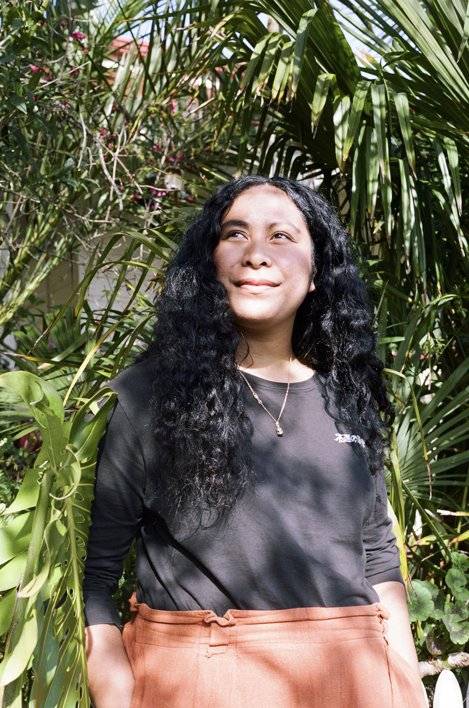 Amy Maslen-Miller, also known as Samoan Scientist