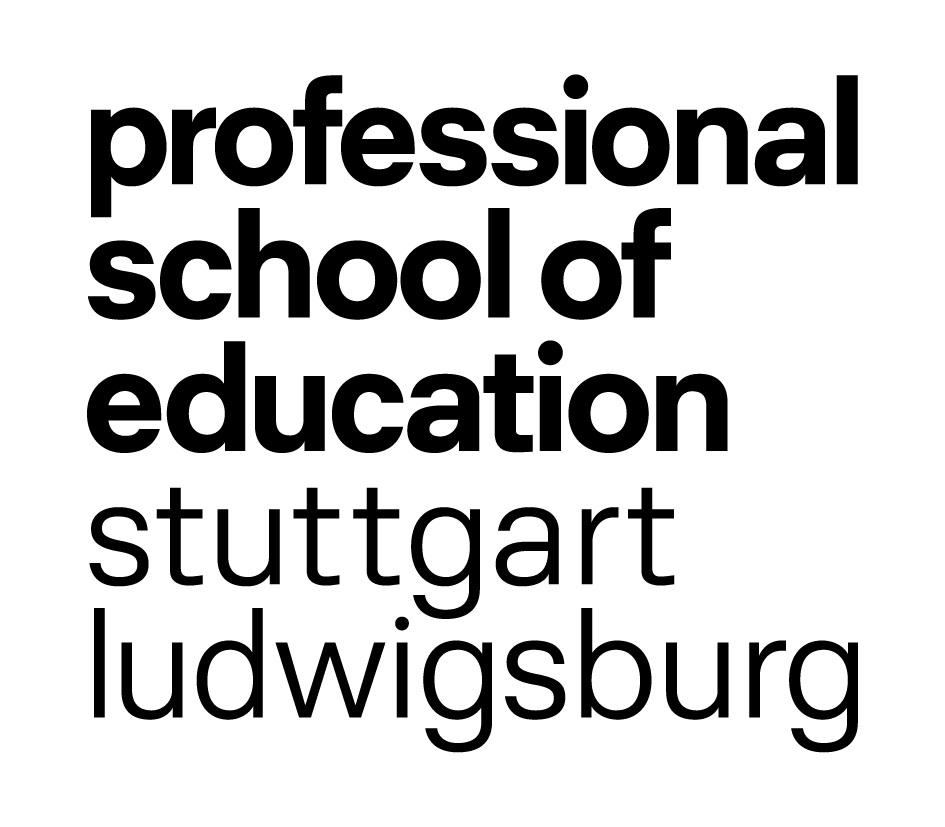 logo professional school of education stuttgart Ludwigsburg