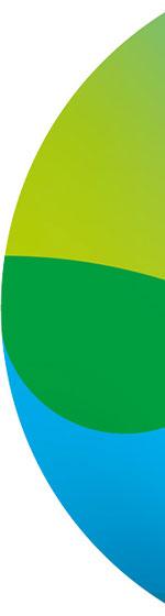 worldlab – Grafik Halbkreis blau