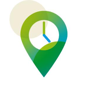 worldlab – Icon Zeitliche und örtliche Flexibilität