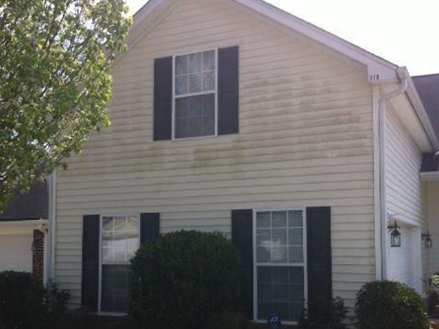 Vinyl Siding Gallery Before